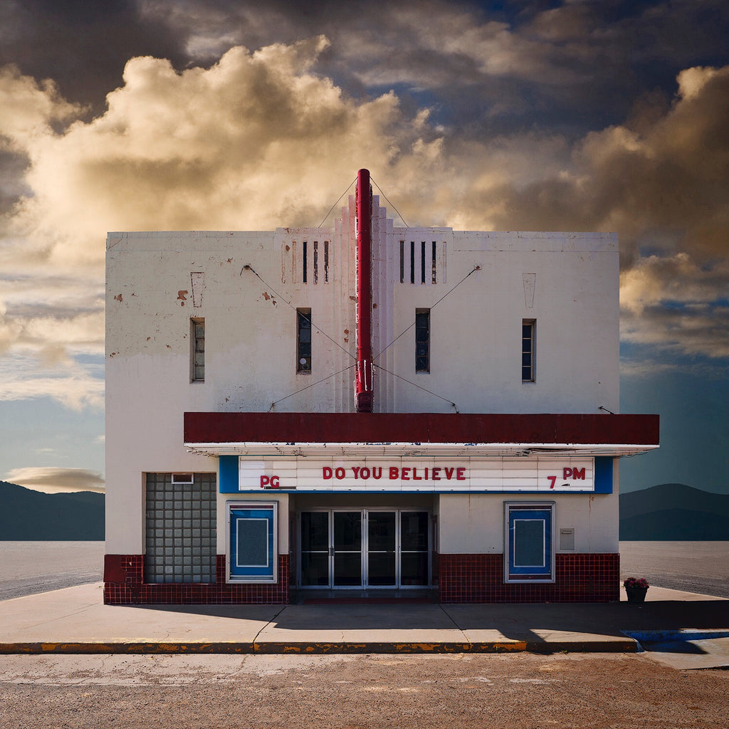Do You Believe, Tucumcari, New Mexico - Ed Freeman Fine Art