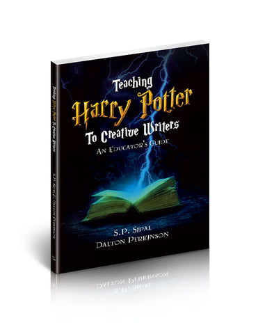 use JK Rowling's books to teach creative writing
