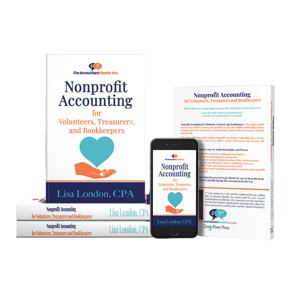Nonprofit Accounting for Dummies