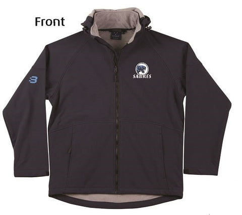 Sturt Sabres Soft Shell Jacket