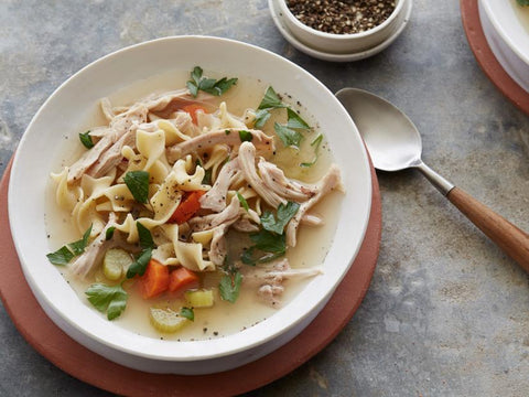 Food Network Slow Cooker Chicken Noodle Soup