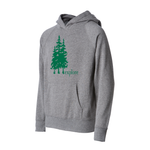 Forest Explorer Hoodie, Nickel - MCE Apparel KIDS!