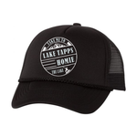 Lake Tapps Homies Hats, Black - MCE Apparel