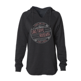 Lake Tapps Housewife Hoodie, Black - MCE Apparel