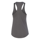 Lake Tapps Housewife Tank Back, Dark Grey - MCE Apparel