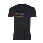 PRIDE! Tee, Black - MCE Apparel