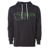 WAsh Your Hands Unisex Hoodie, Black - MCE Apparel