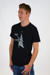 Men's, Rooted Compass Tee - MCE Apparel