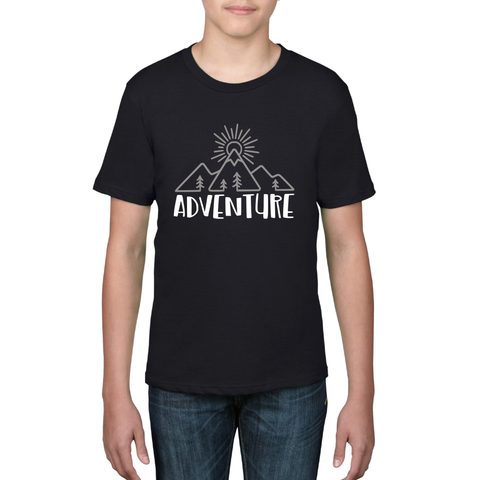 Mountain Adventure Tee - MCE Apparel KIDS!