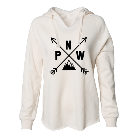 PNW Compass Hoodie