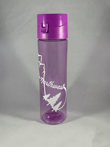PNW Infinity Water Bottle