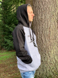 Rooted Compass Hoodie - LBK by MCE Apparel
