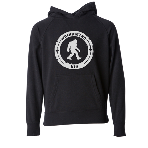 Sasquatch Search Team Hoodie KIDS! - MCE Apparel