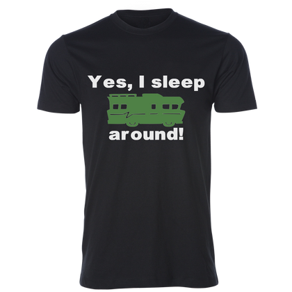 Sleeping Around Tee
