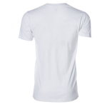 Just Ride Unisex Tee, White- MCE Apparel