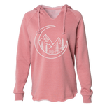 Tipsoo Women's Hoodie, Dusty Rose - MCE Apparel