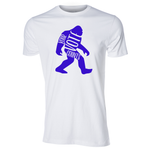 Sasquatch Voter White Tee