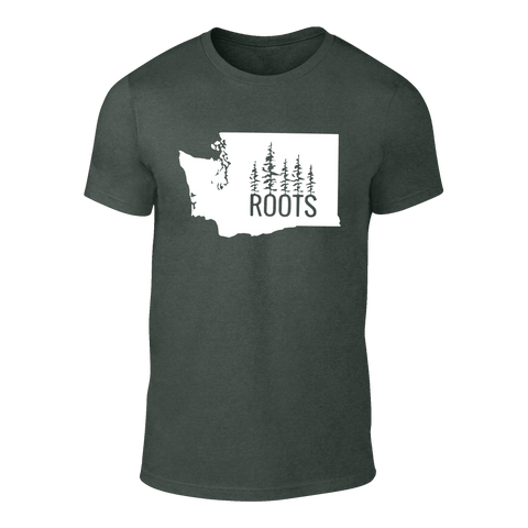 Washington Roots Tee
