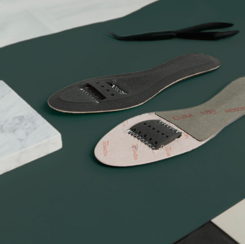Musse and Cloud Float System Insole