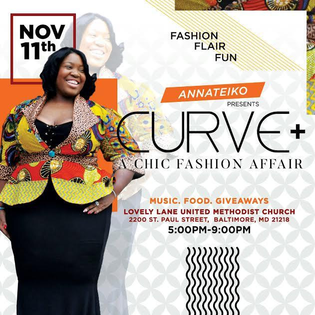 {RSVP) CURVE+ A CHIC FASHION AFFAIR