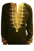 Men Embroidery Shirt