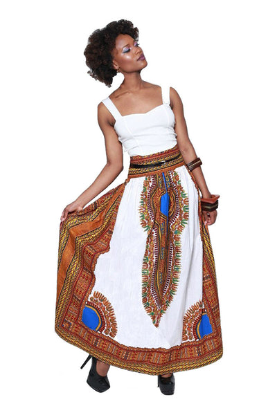 Olivia Long Dashiki