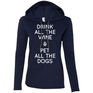 Drink All the Wine, Pet All the Dogs