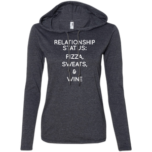 Pizza, Sweats and Wine