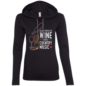 Wine and Country Music