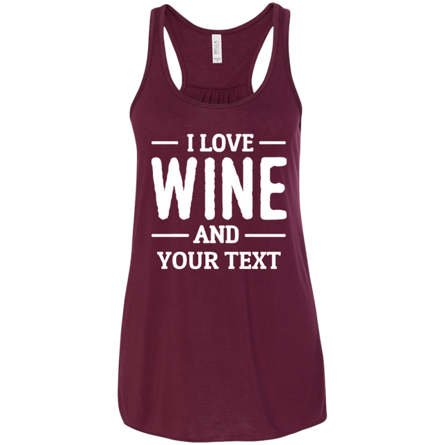I Love Wine and [Fill in the Blank!]