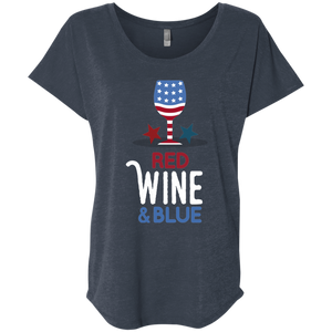 Red Wine & Blue 2018 Tshirt