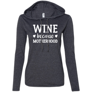Wine Because Motherhood