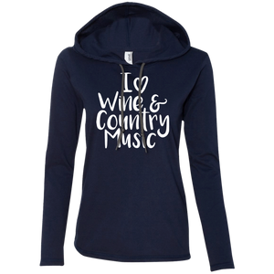 I Love Wine and Country Music