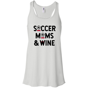 Soccer moms and wine-TSHIRT