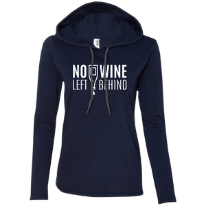 No Wine Left Behind - T-shirt