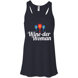 Wine-der Woman Apparel