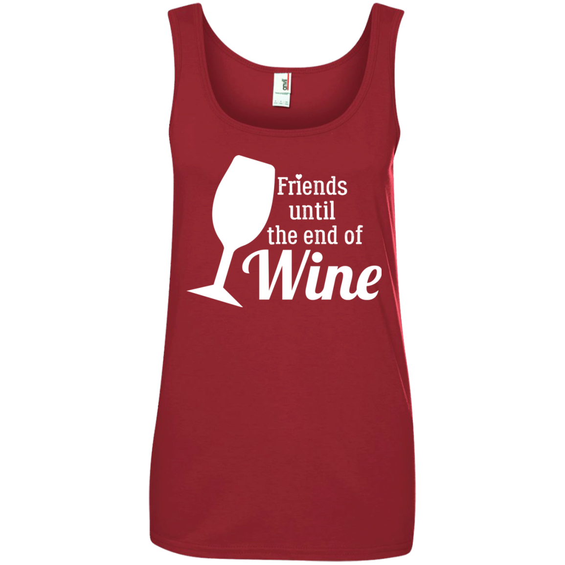 Friends until the end of Wine