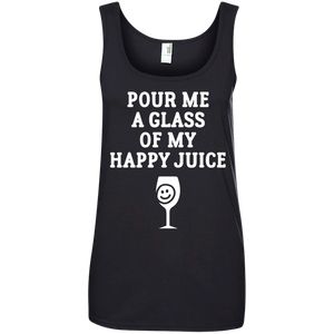 Pour Me a Glass of My Happy Juice