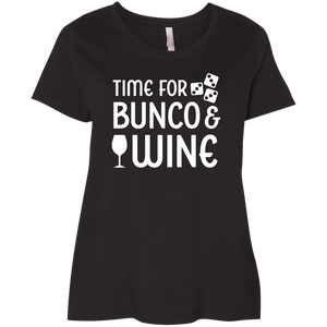 Time for Bunco & Wine
