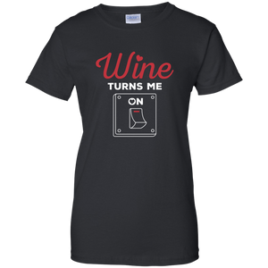 Wine Turns Me On