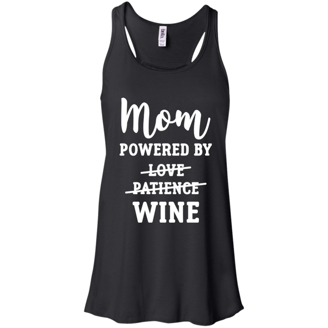 Mom Powered by Wine
