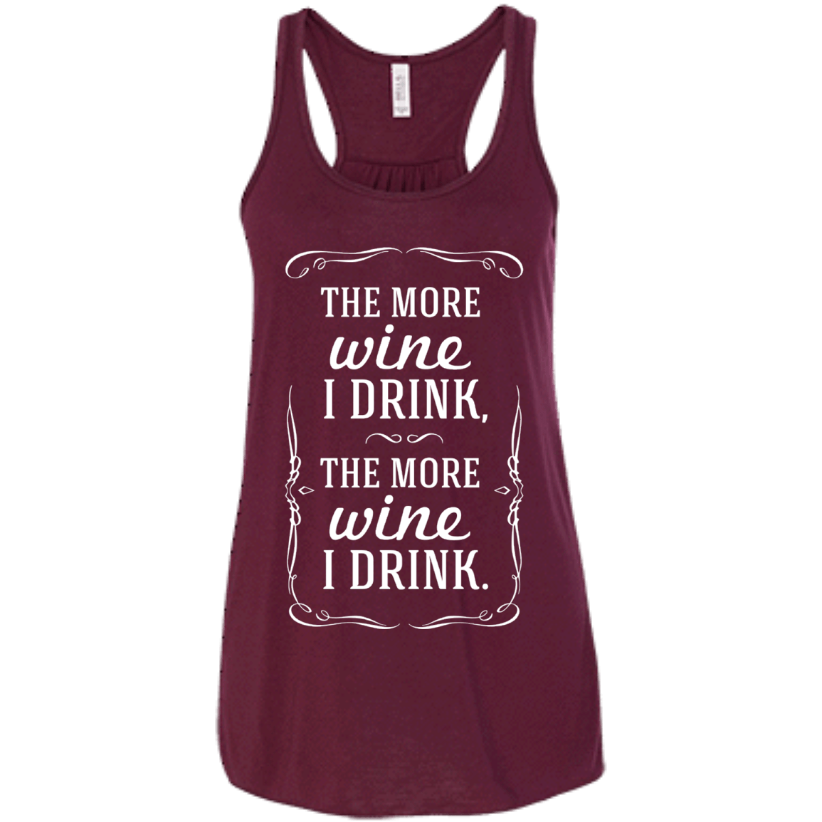 The More Wine I Drink