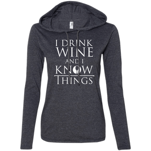 Drink Wine and Know Things
