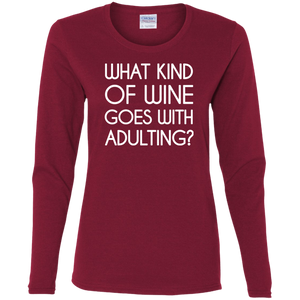 What Kind of Wine Goes with Adulting?