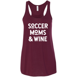 Soccer Moms and Wine-Tshirt Dark