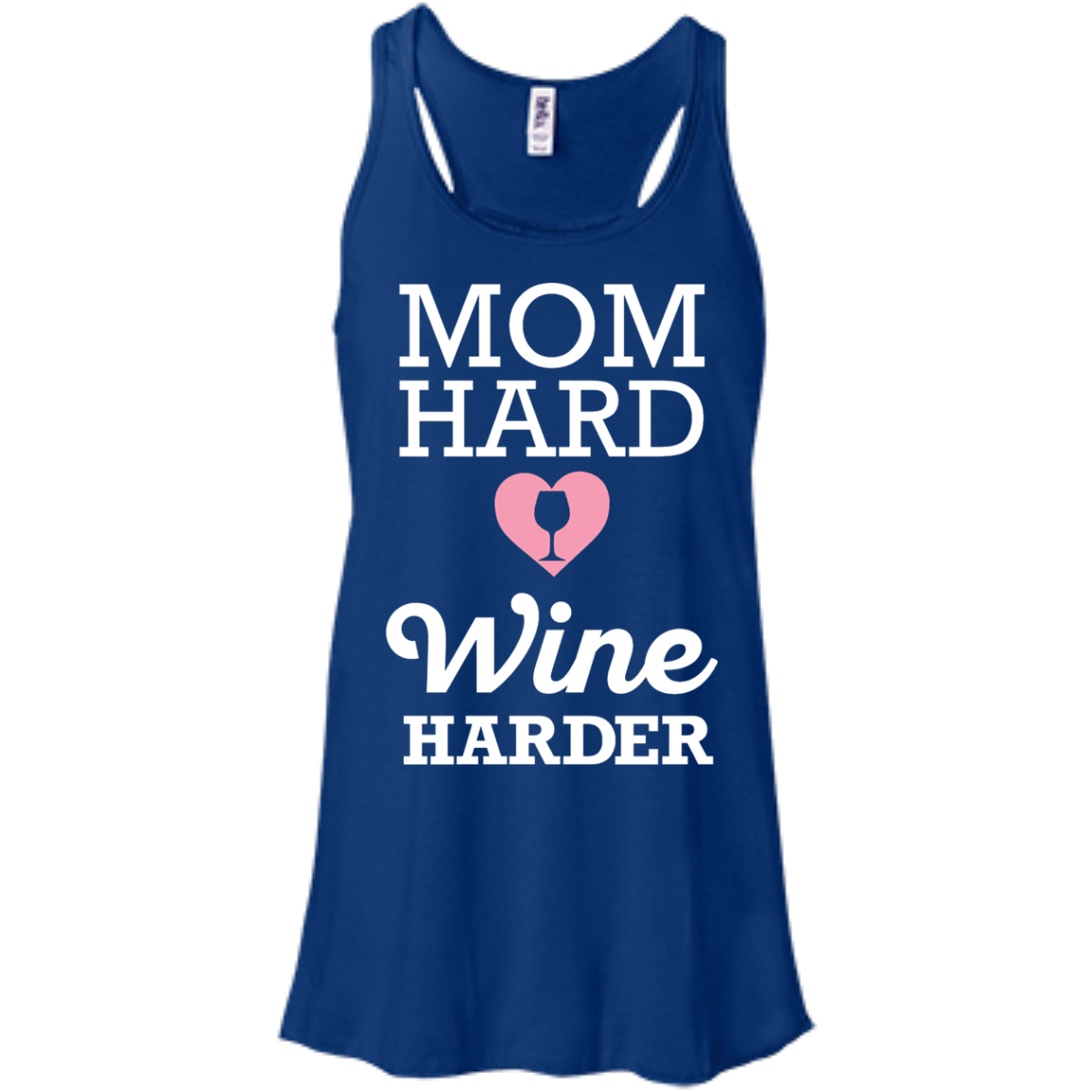 Mom Hard Wine Harder
