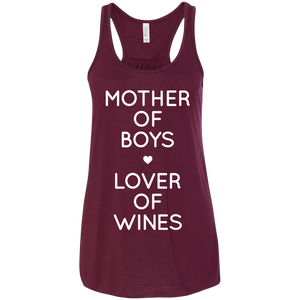 Mother of Boys, Lover of Wines