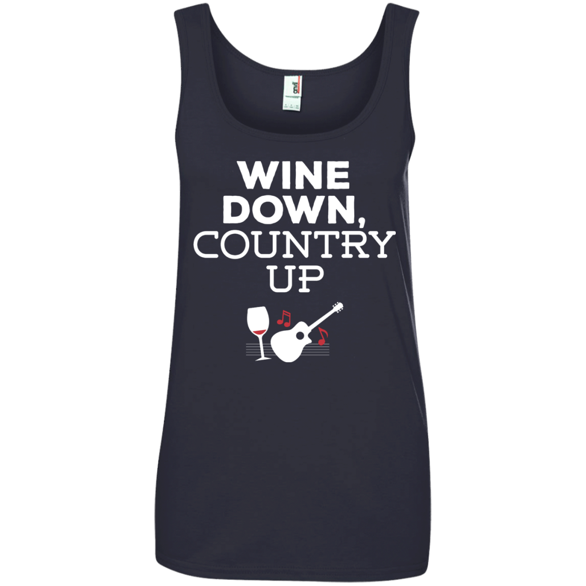 Wine Down, Country Up