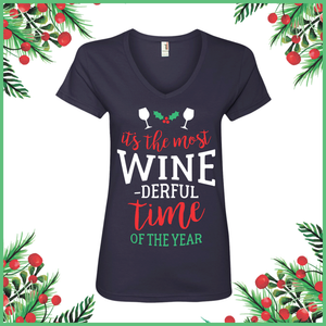 Most Wine-derful Time (Christmas)