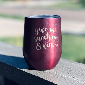 Sunshine and Wine Gift Box